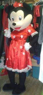 Minnie Mouse - Mascot