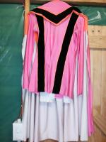 Power Ranger with cape - Pink