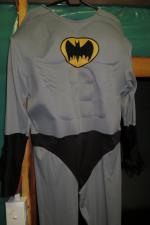 Batman - Animated muscle chest